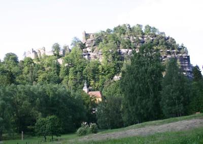 Oybin-Zittauer Gebirge